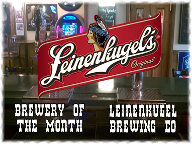 leinenkugal beer of the month jts